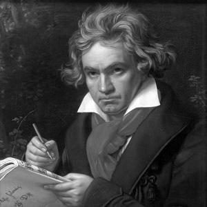路德维希·凡·贝多芬的代表作有交响乐《英雄交响曲》,《命运交响曲